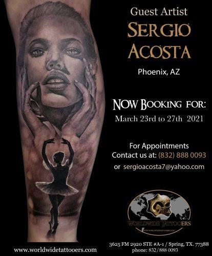 Guest Sergio Acosta