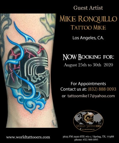 Mike Ronquillo 1